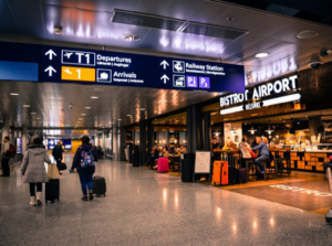 Amazon Go coming to airports