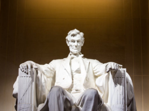 Abraham Lincoln accused of being sexist