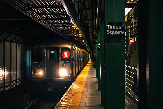 Subways shut down for first time ever in New York